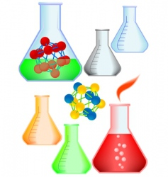 Chemical equipment vector