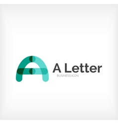 Abc letter logo vector