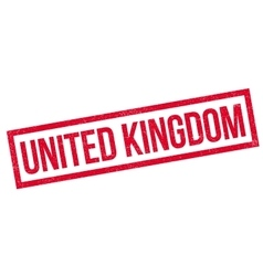 United Kingdom rubber stamp vector image