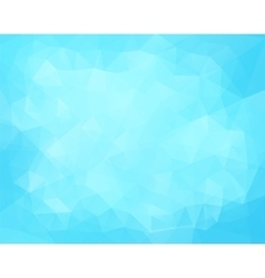 Winter ice abstract background vector