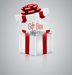 gift box 2 vector image