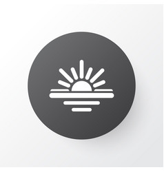 Maghrib icon symbol premium quality isolated vector