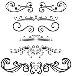 Ornaments vector
