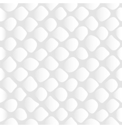 Abstract white seamless background pattern texture vector