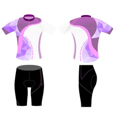 Sports shirt colors vector