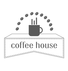 Coffee house 1 vector