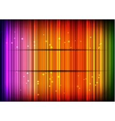 Colorful shiny colorful background vector image