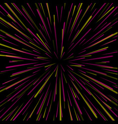 Space vortex  abstract background with star vector
