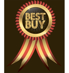 Best buy guarantee offer vector