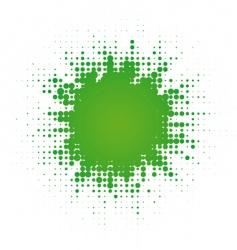 digital blob vector image vector image