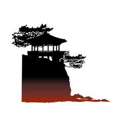 Icon scenery vector