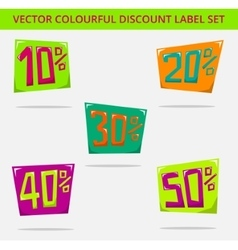 Label price square vector