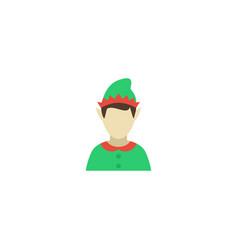 flat icon gnome element of vector image