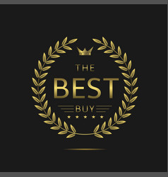 The best buy vector
