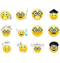 Smart smiles vector