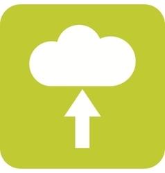Upload to cloud vector