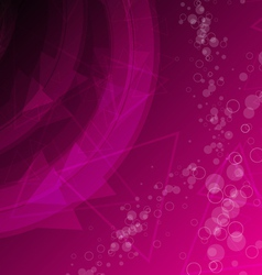 dark purple abstract backgroud vector image