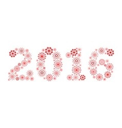 2016 celebration background vector