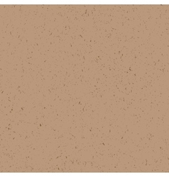 Craft paper grunge seamless texture vector image vector image