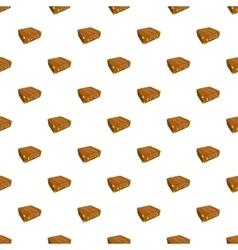 Diplomat pattern cartoon style vector image vector image