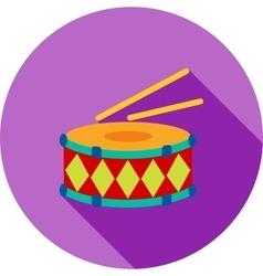 Drums noise vector
