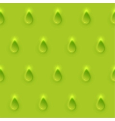 Seamless pattren rain from relief texture 3d vector image