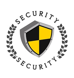 Security concept vector