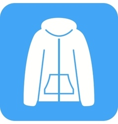 Warm jacket vector