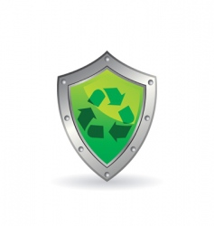recycle simbol vector image