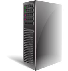 Server case vector
