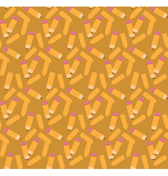 Pencil pattern2 vector image