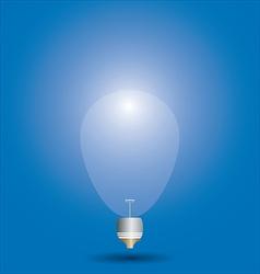 Conceptual Light Bulb vector image vector image