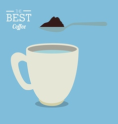 Best coffee vector