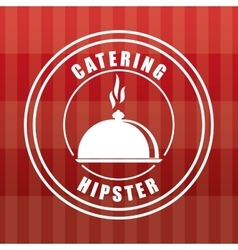 Catering icon design vector