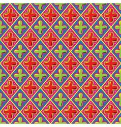 Sweet retro pattern Eps8 vector image