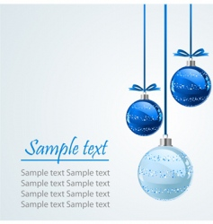 Christmas stripes and decorations vector