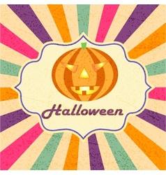 Background for halloween vector