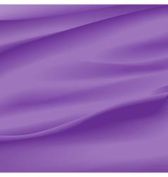 Purple satin background vector