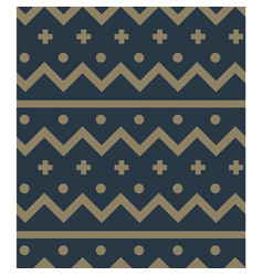 northern wool seamless pattern vector image vector image