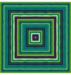 Seamless strip rectangle ethnic ornamental vector image vector image