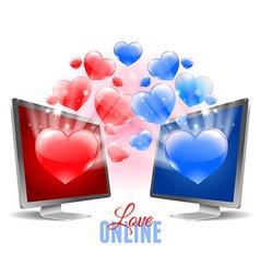 Virtual love vector
