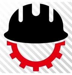 Development hardhat icon vector