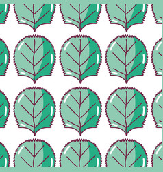 Green nice organic leaf plant background vector