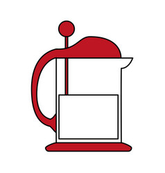 coffee related icon image vector image