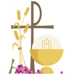 christian religion vector image vector image