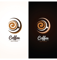 Coffee cup2 vector image