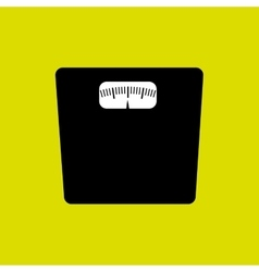 Loss weight healthy lifestyle design vector image