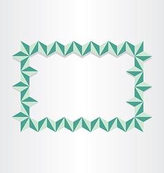 Celebration frame decorative abstract design vector