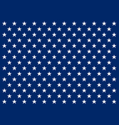 star bakground vector image vector image