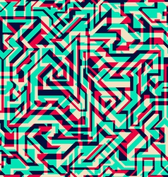 bright lines seamless pattern vector image vector image
